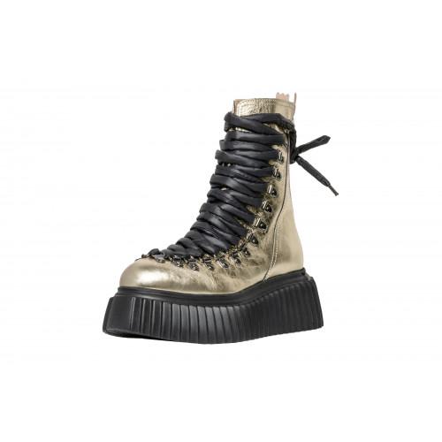 Золотые ботинки AGL DROMO