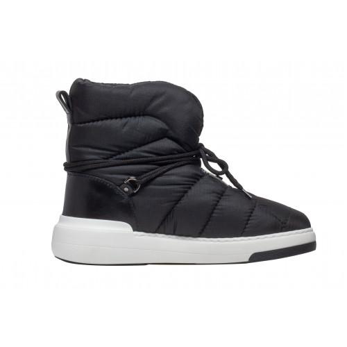 Дутые зимние ботинки Casadei