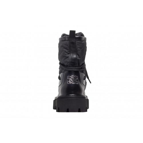 Черные зимние ботинки Casadei 1R300