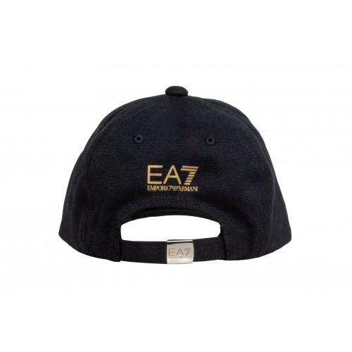 Кепка женская EA7 черная
