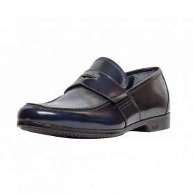 Туфли мужские Fabi синие 7075