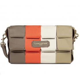 Плетеная сумочка Lancaster 422-32