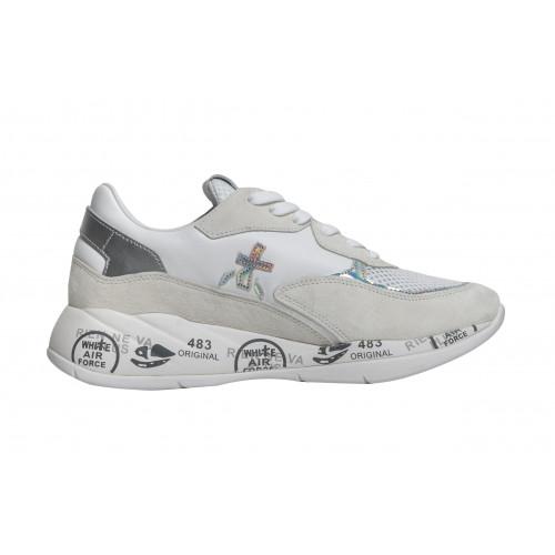 Белые кроссовки Premiata Scarlett 3694