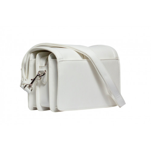Белая сумка Versace Jeans Couture