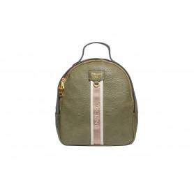 Оливковый рюкзак Pollini 4535