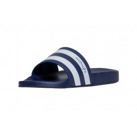 Пляжные шлепанцы мужские Menghi сине-белые