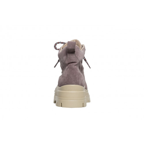 Ботинки женские Fratelli Rossetti лиловые