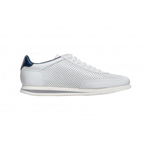 Белые мужские кроссовки Fabi 0231