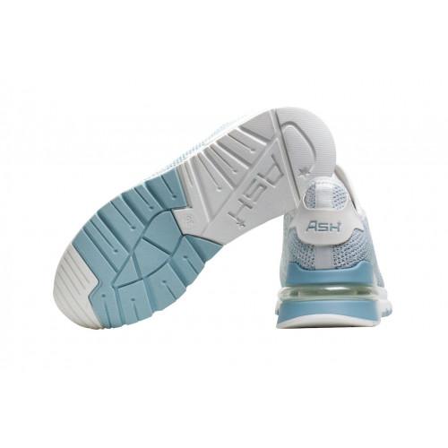 Эластичные кроссовки Ash голубые