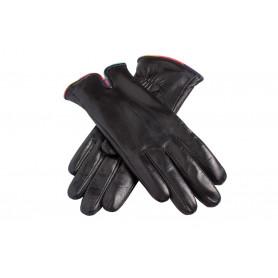 Черные перчатки женские Paul Smith
