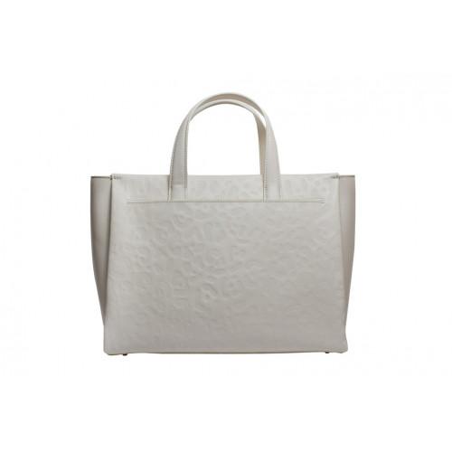 Белая женская сумка Cavalli Class
