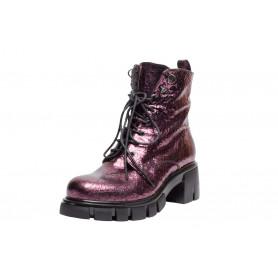 Бордовые ботинки Fru.it 5113