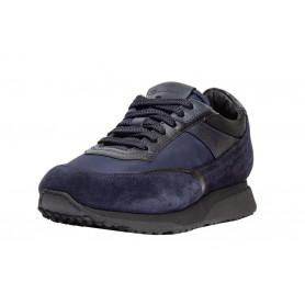 Демисезонные мужские кроссовки Santoni